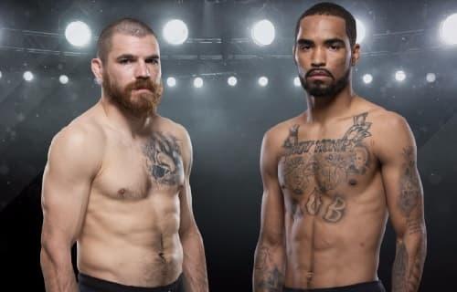 Видео боя Джим Миллер - Рузвельт Робертс / UFC on ESPN 11