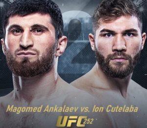 UFC назначили реванш между Анкалаевым и Куцелабой