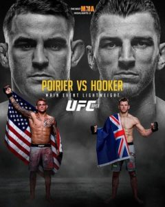 UFC on ESPN 12: Порье - Хукер / Прямая трансляция