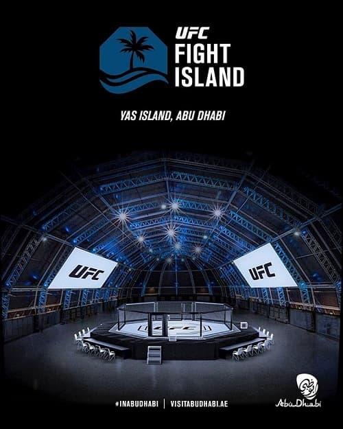 UFCFightIsland - InAbuDhabi