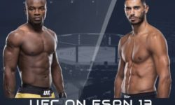 Vidéo de combat complet: Abdul Razak Alhassan — Mounir Lazzez / UFC on ESPN 13