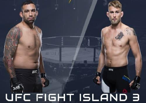 Видео боя Александр Густафссон - Фабрисио Вердум / UFC on ESPN 14