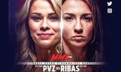 Vidéo de combat complet: Amanda Ribas — Paige VanZant / UFC 251