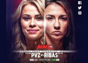 Full fight video: Amanda Ribas vs. Paige VanZant / UFC 251