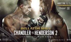Bellator 243: Чендлер — Хендерсон 2