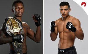 UFC 253 будет озаглавлен боем Израиля Адесаньи с Пауло Костой