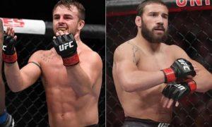 Видео боя Джимми Ривера - Коди Стаманн / UFC on ESPN 13