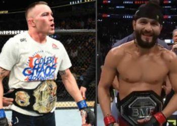 Масвидаль и Ковингтон вызвались заменить Бернса на UFC 251