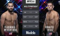 Full fight video: Jorge Masvidal vs. Nate Diaz / UFC 244