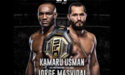 Full fight video: Jorge Masvidal vs. Kamaru Usman / UFC 251
