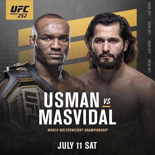 Масвидаль и Усман близки к подписанию контракта на бой на UFC 251