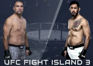 Видео боя Маурисио Руа - Антониу Ногейра / UFC on ESPN 14