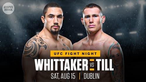 UFC on ESPN 14: Уиттакер - Тилл / Прямая трансляция
