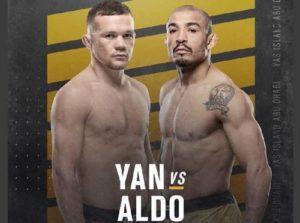 Full fight video: Petr Yan vs. Jose Aldo / UFC 251