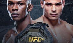 UFC 253: Адесанья — Коста