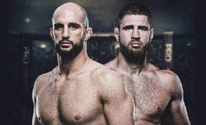 Видео боя Волкан Оздемир - Иржи Прохазка / UFC 251