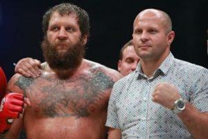 Федор Емельяненко прокомментировал бой Александра с Магомедом