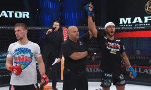 Кристофер Гонзалез одержал победу над Владимиром Токовым