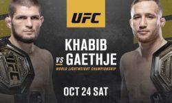 UFC 254: Нурмагомедов — Гейджи