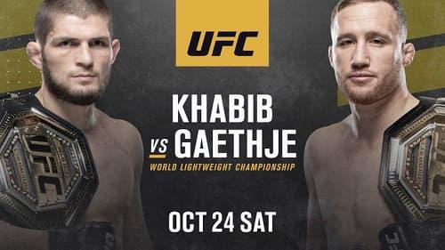 UFC 254: Нурмагомедов - Гейджи