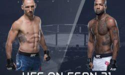 Full fight video: Lando Vannata vs. Bobby Green / UFC Fight Night