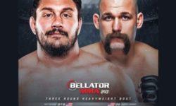 Full fight video: Matt Mitrione vs. Timothy Johnson / Bellator 243