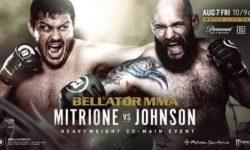 Видео боя Мэтт Митрион — Тимоти Джонсон / Bellator 243