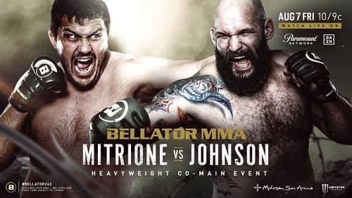 Видео боя Мэтт Митрион - Тимоти Джонсон / Bellator 243