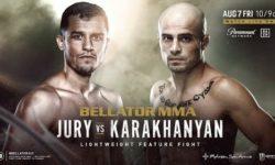 Full fight video: Myles Jury vs. Georgi Karakhanyan / Bellator 243