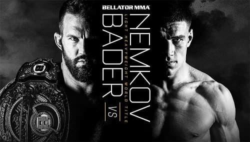 Bellator 244: Немков vs Бейдер