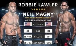 Full fight video: Robbie Lawler vs. Neil Magny / UFC Fight Night 175