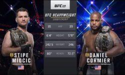 Full fight video: Stipe Miocic vs. Daniel Cormier 2 / UFC 241