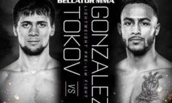 Full fight video: Vladimir Tokov vs. Christopher Gonzalez / Bellator 244