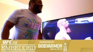 UFC 252: Embedded - Эпизод 3 (ВИДЕО)