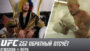 UFC 252: Обратный отсчет - О'Мэлли vs Вера