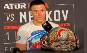 Пресс-конференция Вадима Немкова после боя с Бейдером
