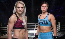 Видео боя Яна Куницкая — Юлия Столяренко / UFC Fight Night 174