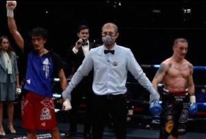 Заур Абдулаев одержал победу над Павлом Маликовым