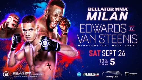 Bellator Euro Series 8: Эдвардс - Ван Стинис