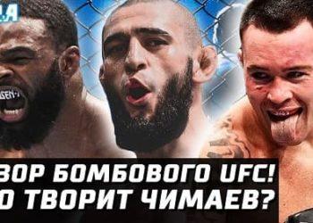 Обзор турнира UFC Fight Night 178