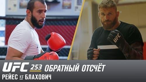 UFC 253: Обратный отсчет - Рейес vs Блахович