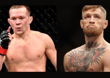 Петр Ян занял место Макгрегора в рейтинге UFC