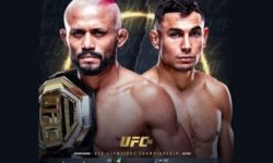 Видео боя Дейвисон Фигейреду — Алекс Перес / UFC 255