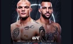 Видео боя Энтони Смит — Девин Кларк / UFC Vegas 15