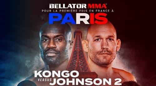 Bellator ES 10: Конго - Джонсон 2