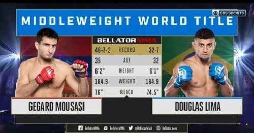 Видео боя Дуглас Лима - Гегард Мусаси / UFC Fight Night 75