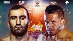 Вечер бокса: Гассиев vs Сефери / 31 октября