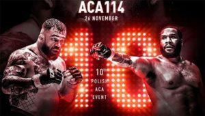 ACA 114: Омельянчук - Джонсон