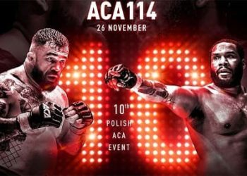 ACA 114: Омельянчук — Джонсон