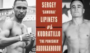 Бой Липинца и Абдукахорова перенесен на 24-е октября